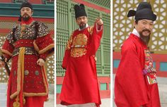 "Immortal Admiral Yi Sun-sin (Hangul: 불멸의 이순신; RR: Bulmyeolui I Sun-sin; lit. ""The Immortal Yi Sun-sin"") is a 2004 South Korean television series based on the life of Yi Sun-sin, starring Kim Myung-min in the title role. It aired on KBS1 for 104 episodes. The series filmed on location at the actual battle sites. It made extensive use of rendered images and a reconstruction of a turtle ship. Due to the preparation needed, the show took many months to produce.  이순신  선조 류성룡"