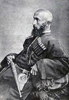 Абазинский князь XIX век.
