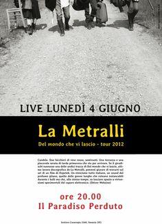 La Metralli - 4 giugno 2012