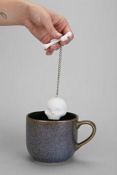 Tea Bones Tea Infuser #uofave