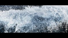 Did white water elements here simulation, shading, lighting, rendering.