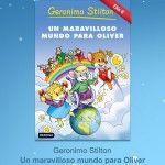 El 8º regalo de los 12 días de regalos es un libro de Geronimo Stilton