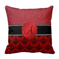 >>>Are you looking for          Monogram red damask red glitter pillow           Monogram red damask red glitter pillow online after you search a lot for where to buyDeals          Monogram red damask red glitter pillow today easy to Shops & Purchase Online - transferred directly secure and...Cleck Hot Deals >>> http://www.zazzle.com/monogram_red_damask_red_glitter_pillow-189631760403436118?rf=238627982471231924&zbar=1&tc=terrest