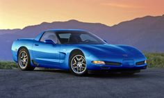 Corvette - I will own one at some point in my life before I die.