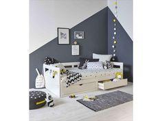 Toddler Boy Room Decor, Boys Room Decor, Baby Boy Rooms, Boys Bedroom Paint, Kids Room Paint, Girls Bedroom, Casa Kids, Bedroom Wall Designs, Kids Room Design