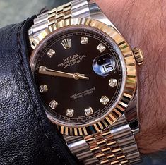 Rolex Date Just 41 by Juampi*