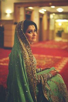 Bridal elegance!! #indian #wedding #dresses.