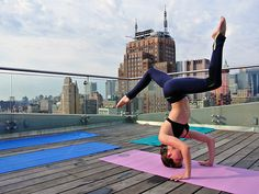 Start Your Sunday With A Free Rooftop Class With Wanderlust Yoga Festival x Samsung 837