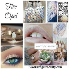 Fire Opal Lipsense is back! www.redgatebeauty.com