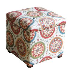 Fashion Storage Ottoman | Overstock.com Shopping - The Best Deals on Ottomans