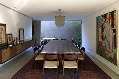:) Terra Nova House / Isay Weinfeld - © Leonardo Finotti