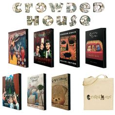 Crowded House: Crowded House CD Deluxe Edition + Tote Bundle