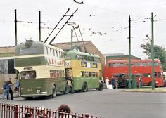 Image result for trolley buses