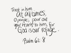 Bible Verses About Hope on tumblr | psalm 62 on Tumblr