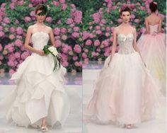 Something Tiffany Blue by MissBeckyB. | Wedding: ABITI DA SPOSA 2013: ATELIER AIMEE MONTE NAPOLEONE
