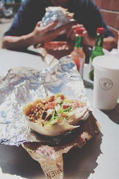 one of my main food groups, burritos