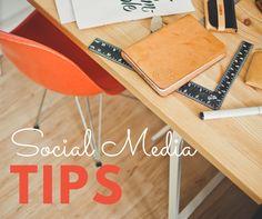 social media tips for fundraising