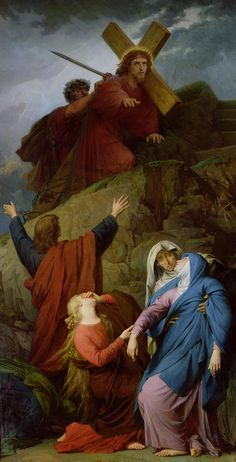 All about religion, music, christian art and catholics stuff. Catholic Pictures, Pictures Of Jesus Christ, Christian Images, Christian Art, Catholic Art, Religious Art, Karel Gott, Our Lady Of Sorrows, Crucifixion Of Jesus