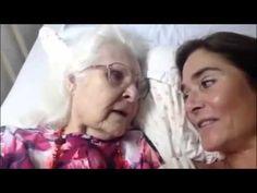 Touching Moment When #Alzheimers Patient Remembers Daughter #mindcrowd #tgen www.mindcrowd.org