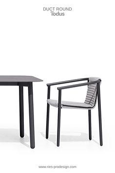 Gartenmöbel Edelstahl von Designern.    Klicke mal rein.    Du erreichst uns unter dieser Nummer:     43 699 1599 0977    #gartenmoebel, #tischgarnitur,  #RiesProDesign Outdoor Sofa, Dining Bench, Modern, Furniture, Home Decor, Fine Dining, Linz, Garden Furniture Design, Patio Tables