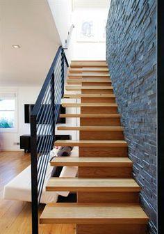 Lovely Modern Stair Railing Staircase | Escadas E Rampas | Pinterest | Modern  Stairs, Staircases And Modern