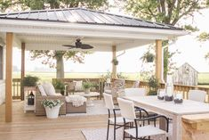 Deck Reveal - Our Completed Outdoor Living Space - Love Grows Wild - Modern Design Backyard Patio Designs, Backyard Landscaping, Patio Ideas, Gazebo Ideas, Cozy Backyard, Gazebo On Deck, Pergola Patio, Budget Patio, Backyard Makeover