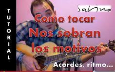 Com tocar Nos sobran los motivos - J. Sabina Guitarra FÀCIL pas a pas, a...