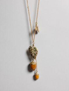 Acorns | OLDgOLD BOUTIQUE    Necklace