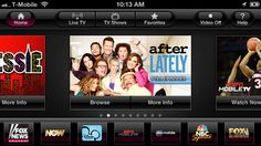 T-Mobile TV App For iOS Is Here -  [Click on Image Or Source on Top to See Full News]