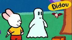 Fantôme - Didou, dessine Moi un Fantôme Dessins animés pour les enfants