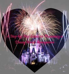 A Walt Disney World honeymoon is unlike any other. Capture the Disney magic and plan the best honeymoon using this step-by-step guide.  http://www.reserveorlando.com/travelguide/step-by-step-guide-planning-walt-disney-world-honeymoon/ #ReserveOrlando