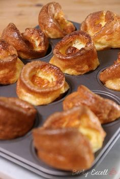 My 'All Rise' Gluten Free Yorkshire Pudding Recipe (dairy free