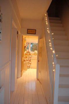 Guirlande Lumineuse Intérieure 100 LED Blanches Chaudes 8m 24v