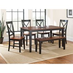 Found it at Wayfair Lynfield 6 Piece Dining Set