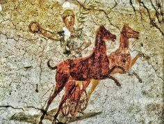 """Treasured Accomplishment"" - Ostia Antica  #photobydperry #fresco #wallpainting #ancientart #ostiaantica #repostromanticitaly #rome #italy #italia #loves_united_lazio #noidiroma #myrome #europe ##wp #topeuropephoto #architecture #instagood #instatravel #amazing #incredible_italy #awesome_earthpix #Italia_super_pics #ig_italy #ig_rome #loves_united_hdr #going_into_details #loves_united_roma #scavi #excavation #spgitaly"