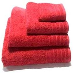 terry towels -