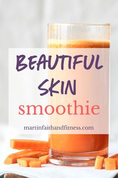AKA- Pumpkin Pie Smoothie- This is a tasty house favorite that not only boosts energy, but contributes to glowing, healthy, younger looking skin! Carrots can help reduce the risk of cancer and cardiovascular disease and they are rich in vitamins, minerals Carrot Smoothie, Pumpkin Pie Smoothie, Healthy Snacks For Kids, Kid Snacks, Daily Vitamins, Easy Smoothies, Cardiovascular Disease, Afternoon Snacks, Convenience Food