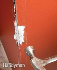 Preparing Walls for Painting: Problem Walls ~~ Fix any wall before you paint to get a super-smooth finish.