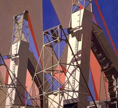 Charles Sheeler - 19 Artworks, Bio & Shows on Artsy Photocollage, Portraits, Cubism, Urban Landscape, Built Environment, American Artists, Canadian Artists, Installation Art, Art Museum