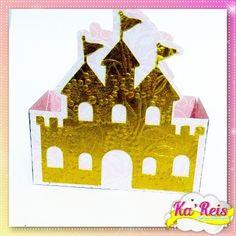 Caixa castelo - Reinado/Coroa