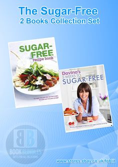 The Sugar-Free 2 Books Collection Set at Best Price. Shop now at http://ebay.eu/1FKFuKw. #SugarFree‬ #Diet‬ #Books