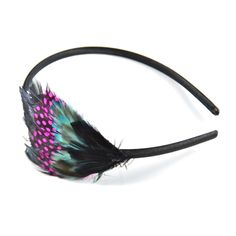 Make w/peacock feather for Maya Plain White Dress, Handbag Accessories, Jewelry Accessories, Rings Tumblr, You Look Fab, Fun Arts And Crafts, Stretchy Headbands, Feather Headband, Classy And Fabulous