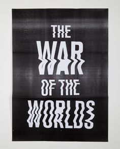 The War of the Worlds — Florence Li Ting Fong