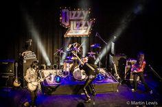 With Dizzy Lizzy Holland