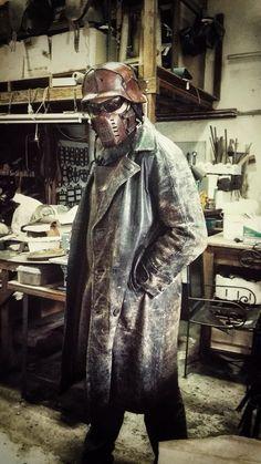 Dieselpunk outfit