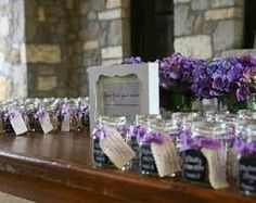 Country Wedding Favors: Chalkboards- beautiful chalkboard wedding favors -