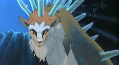 Princess Mononoke Forest Spirit | Posted by Henry at 11:29 PM