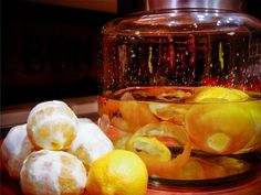 Italian Limoncello Recipe: How To Make the Authentic Kind Your Foodie Friends Will Love! Authentic Limoncello Recipe, Italian Limoncello Recipe, Making Limoncello, Homemade Limoncello, Homemade Alcohol, Homemade Liquor, Martini Recipes, Alcohol Drink Recipes, Cocktail Recipes