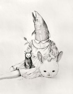 THE WAY OF GRACE by Roby Dwi Antono, via Behance