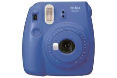 ch: Fotokameras > Sofortbildkameras > K Fujifilm Instax Mini, Instax Mini 9, Instant Camera, Electric Blue, Electronics Projects, Color Correction, Macro Photography, Digital Camera, Cobalt Blue